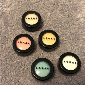 Lorac: Single Eyeshadow Pods: BRAND NEW/NEVER USED